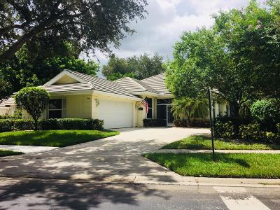 Port Saint Lucie, Saint Lucie West Single Family Home For Sale: 124 NW Bentley Circle
