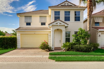 Royal Palm Beach Single Family Home For Sale: 550 Mulberry Grove Road