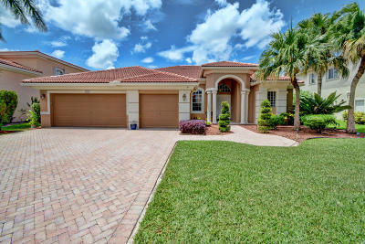 Coral Springs Single Family Home For Sale: 4854 NW 124th Way