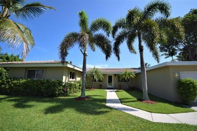 Boca Raton Single Family Home For Sale: 430 NE 35th Street