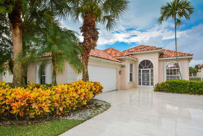 West Palm Beach Single Family Home For Sale: 2643 Irma Lake Drive