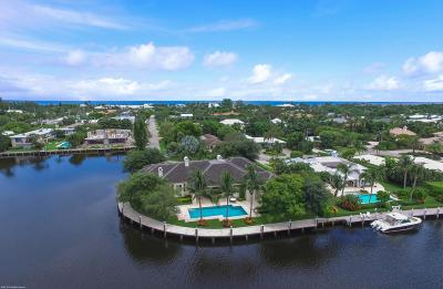 Delray Beach FL Single Family Home For Sale: $7,895,000