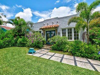 West Palm Beach Single Family Home For Sale: 805 Kanuga Drive