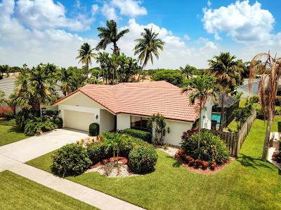 Broward County, Palm Beach County Single Family Home For Sale: 7060 NW 4th Avenue