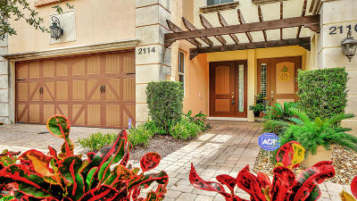 West Palm Beach Townhouse For Sale: 2114 Foxtail View Court
