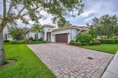 Jupiter Single Family Home For Sale: 169 Porgee Rock Place