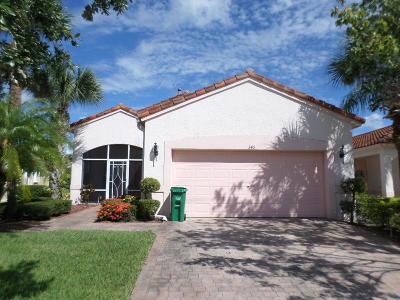Port Saint Lucie Single Family Home For Sale: 345 NW Treeline Trace