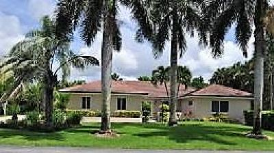 Boynton Beach Single Family Home For Sale: 4215 Gleneagles Drive