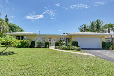 Boca Raton FL Single Family Home For Sale: $529,000