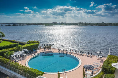 Palm Beach Condo For Sale: 2773 S Ocean Boulevard #5010