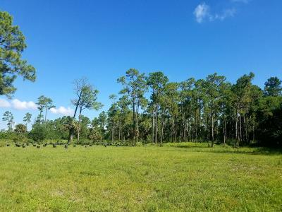 Palm Beach County Residential Lots & Land For Sale: 14301 Okeechobee Boulevard