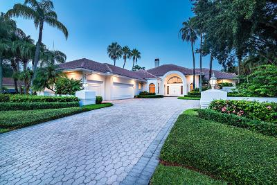 Palm Beach Single Family Home For Sale: 219 Thornton Drive