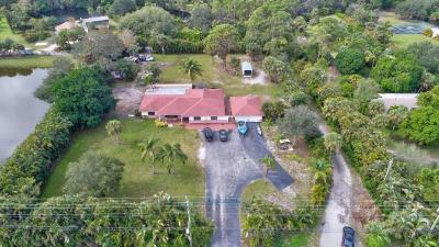 Boynton Beach Single Family Home Contingent: 7647 Lawrence Road