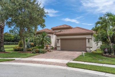 Lake Worth Single Family Home For Sale: 8100 Alberti Drive