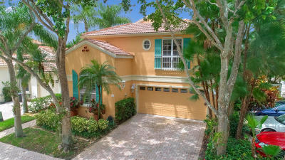 Palm Beach Gardens Single Family Home For Sale: 26 Via Aurelia