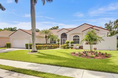Palm Beach Single Family Home For Sale: 10278 Allamanda Boulevard