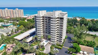 Highland Beach Condo For Sale: 4600 S Ocean Boulevard #1003