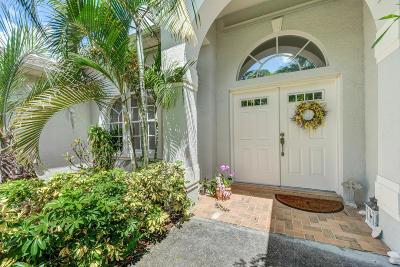 Port Saint Lucie Single Family Home For Sale: 2101 SW Alloway Avenue