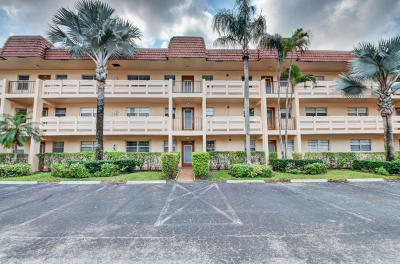 Delray Beach Condo For Sale: 14790 Bonaire Boulevard #109
