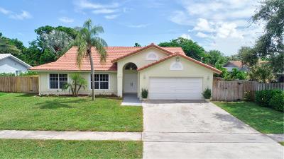 Boca Raton Single Family Home For Sale: 184 Oregon Lane