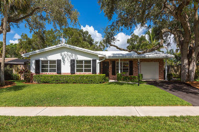 Single Family Home For Sale: 53 SW 10th Avenue