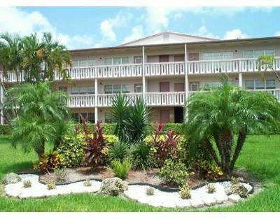Boca Raton Condo For Sale: 334 Brighton H #334