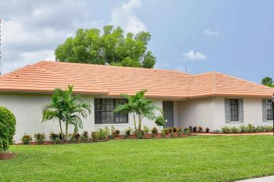 West Palm Beach Single Family Home For Sale: 2001 Embassy Drive