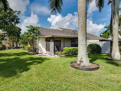 boynton beach Single Family Home For Sale: 10985 Stafford Circle S