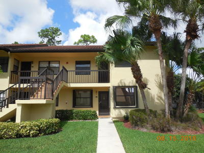 Lake Worth Condo For Sale: 4699 Lucerne Lakes Boulevard #206