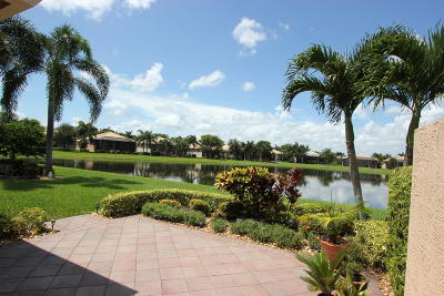 Boynton Beach Single Family Home For Sale: 10643 Stone Garden Drive