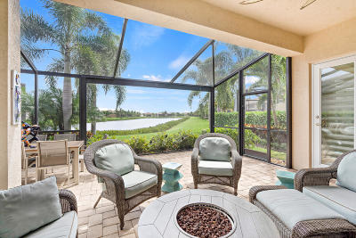 Boynton Beach Single Family Home Contingent: 12410 Mount Bora Drive