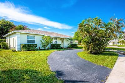Boca Raton Single Family Home For Sale: 9771 Alaska Circle