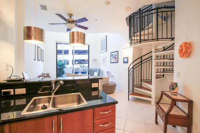 West Palm Beach Condo For Sale: 801 S Olive Avenue #222