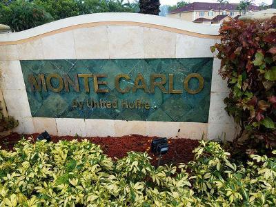 Margate Townhouse For Sale: 550 St Tropez Lane