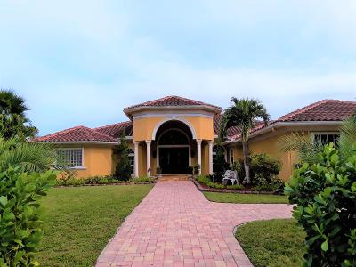 Plantation Single Family Home For Sale: 12381 NW 11th Street