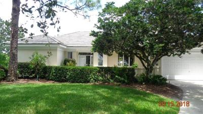 Port Saint Lucie Single Family Home For Sale: 10208 Isle Of Pines Court