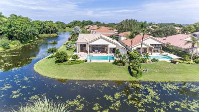 Palm Beach Gardens Single Family Home For Sale: 13885 Le Havre Drive