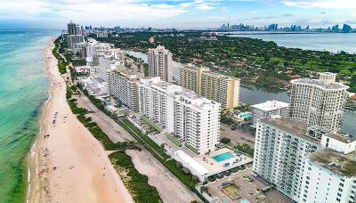 Miami Beach Condo For Sale: 5601 Collins Avenue #1703