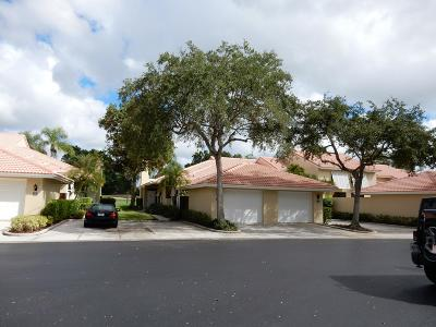 Palm Beach Gardens Rental For Rent: 225 Old Meadow Way