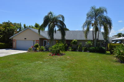 Jupiter Single Family Home For Sale: 4170 County Line Road