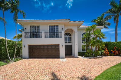 Boca Raton Single Family Home For Sale: 1100 NE 3rd Avenue