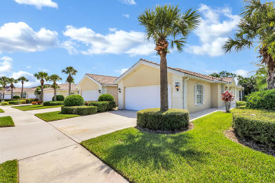 Hobe Sound Single Family Home For Sale: 8264 SE Paurotis Lane