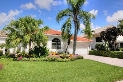 Boca Raton Single Family Home For Sale: 17131 Grand Bay Drive