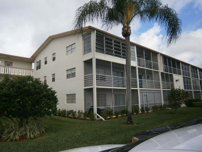 Boca Raton Condo For Sale: 360 Preston I #360