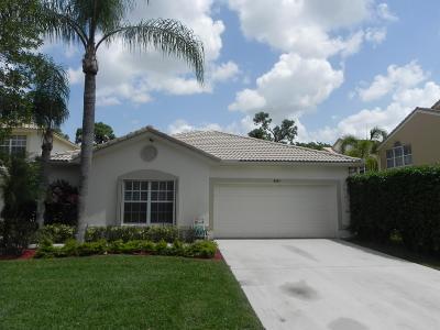 Boynton Beach Single Family Home For Sale: 4391 Colony Grove Court