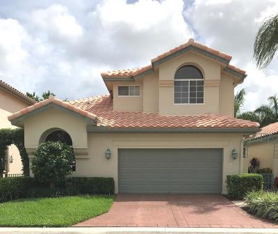 Boca Raton FL Single Family Home For Sale: $339,900