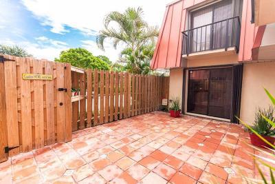 Palm Beach Gardens Condo For Sale: 3197 Meridian Way #C