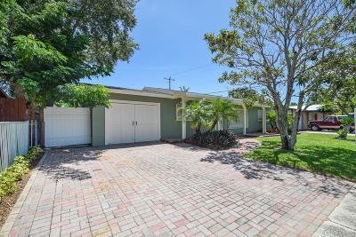 Palm Beach Gardens Single Family Home For Sale: 3434 Capri Road