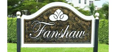 Boca Raton Condo For Sale: 366 Fanshaw I #366