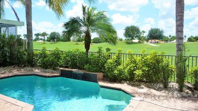 West Palm Beach Single Family Home For Sale: 8477 Legend Club Drive